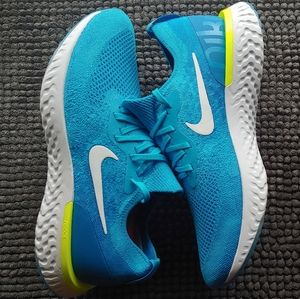 New men's Nike epic react Flyknit